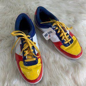 Pro Keds NWT Vintage Size 9.5 Multicolor